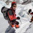 Carlos Soria durante su aclimatación para el Lhotse  (Col Carlos Soria)