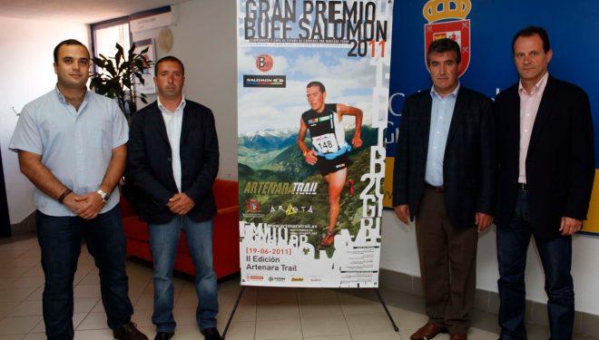 Presentación oficial de la Artenara Trail 2011 (Org.)