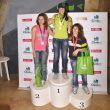Podio femenino del Campeonato de España de Búlder 2011  (Isaac Fernández)