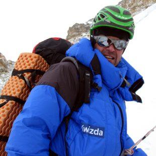 Gerfried Göschl. Gasherbrum 1 invernal (Colección Álex Txikon)