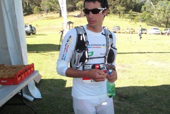 Kilian Jornet en la The North Face Australia 100 2011  (Salomon)