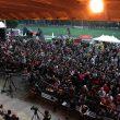 Público numeroso  (Kletterhalle Wien)