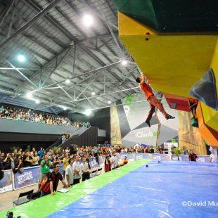 Campeonato de Escalada de Búlder 2011.  (David Munilla / Top30)