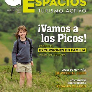 Portada de la revista Grandes Espacios nº168 (julio 2011) en ALTA  ()