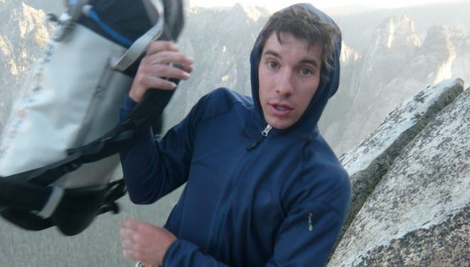Alex Honnold  (Black Diamond)