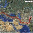 El track de la ruta Gernika-Skardú (Racetracker)