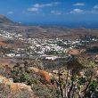 El municipio de Haría es el más montañoso de Lanzarote.  (Infospain)