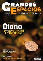 Portada de la revista Grandes Espacios nº169 (septiembre 2011) en ALTA  ()