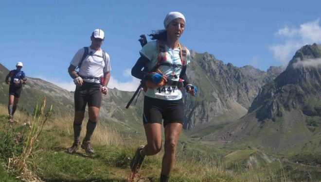 Corredores del Grand Raid Pyrenees en 2010  (Monrasin.blogspot)