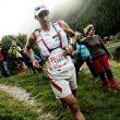 Kilian Jornet en el Ultra Trail Mont Blanc de 2011  (Jordi Saragossa)
