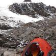 Campamento base en la laguna Chambine  (mtnequipment.blogspot.com)