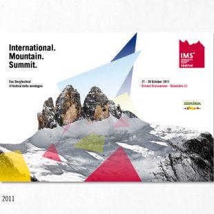 International Mountain Summit 2011.  (IMS)