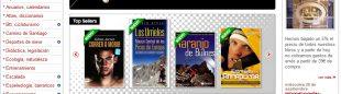 Home de la web de la libreriadesnivel.com  (libreriadesnivel.com)