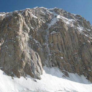 Cara suroeste del Saser Kangri II  (Steve Swenson)