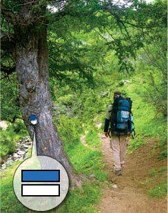 Apertura del artículo Ponerse las botas. Moncayo la montaña mágica. Grandes Espacios nº 197. Marzo 2014  ()