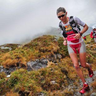 Mireia Miró y Stephanie Jimenez en la Gore-Tex Transalpine Run 2011  (Org.)