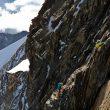 Marco y Hervé Barmasse abren vía por la sureste del Monte Rosa  (The North Face)