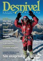 Portada de la revista Desnivel nº304 (noviembre 2011) en ALTA  (Desnivel)