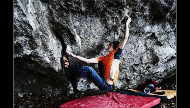Adam Ondra encadena su Terranova (8C+)