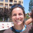 la corredora de montaña Nuria Domínguez  (corredoresdemontaña.blogspot)