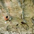 Guillaume Lebret en Trip tic tonic 9a en Gorges du Loup (Francia)  (Guillaume Lebret)