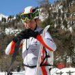 Marc Pinsach en la temporada de esquí 2010-2011.  (Joan Miró)