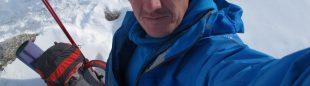Autorretrato de Denis Urubko en las proximidades del CB del Nanga Parbat  (Denis Urubko)