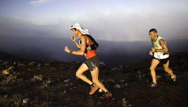 La Haría Extreme nos descubrió un Lanzarote extremadamente montañoso.  (Estrella/Haría Extreme 2010)