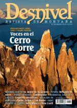 Portada de la revista Desnivel nº309 (marzo 2012) en ALTA  ()
