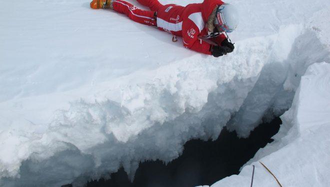 Séptima jornada de expedición. NATURGAS/BBK TRASANTARTIKA 2011  ()