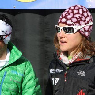 Kilian Jornet y Mireia Miró durante el fin de semana del Campeonato de España individual  (Joan Miró)