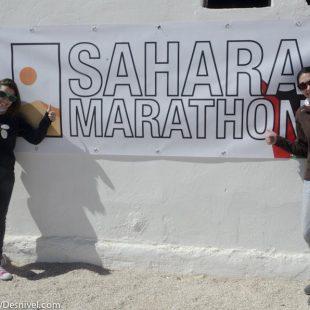 Sara Ayala y Marta Garcia