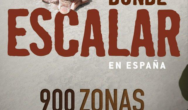 Portada Donde escalar en España. ALTA  (Desnivel)