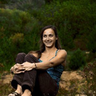 Alizée Dufraisse en Siurana  (Francisco Taranto JR)