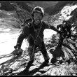Lionel Daudet en el Mont Blanc al inicio del DodTour  (www.dodtour.fr)