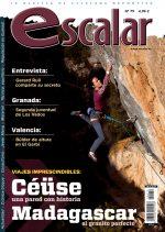Portada de la revista Escalar nº79 (marzo/abril 2012) en ALTA  ()