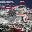 Plan de ataque a la cumbre del Annapurna de Carlos Soria  (Expedición BBVA Annapurna 2012)