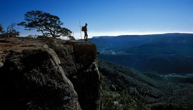 Mola dels Quatre Termes, serra de Prades, Muntanyes de Prades