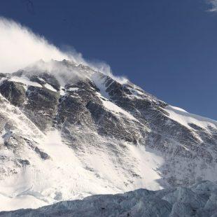 Norte del Everest desde el CBA en 2012  (Nacho Orviz)