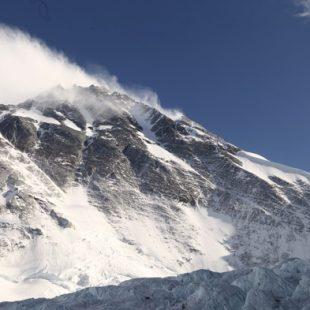 El Everest desde el CBA (6.400 m)  (Nacho Orviz)