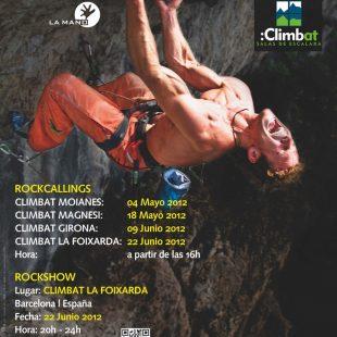 Cartel Salewa Rockshow by :Climbat 2012 ()