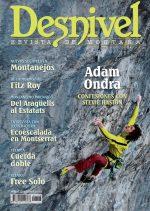 Portada de la revista Desnivel nº313 (julio 2012) en ALTA  ()