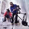 El equipo de National Geographic en el Everest