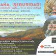 Folleto informativo de la campaña de seguridad en montaña del Gobierno Vasco en 2012 (1/2)  ()