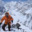 Patricio Tisalema en el Everest (Col. P. Tisalema)