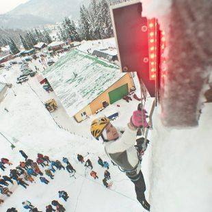 Copa del Mundo de Escalada en Hielo 2012 en Busteni (Rumanía)  (Pavalache Stelian / www.photodesign.ro)
