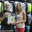 Entrega del premio Desnivel de Material 2012 a Alberto Carreras