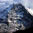 La cara norte del Eiger  ()
