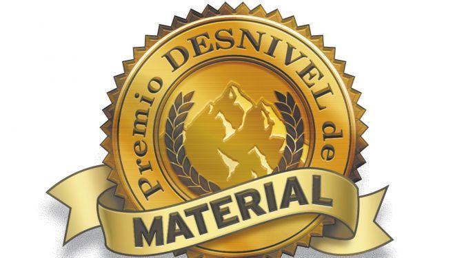 Sello del Premio Desnivel de Material  ()