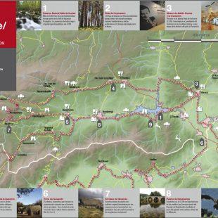 Apertura reportaje Cinquè Llacs del Especial Pirineos la revista de Grandes Espacios nº 179  (Grandes Espacios)
